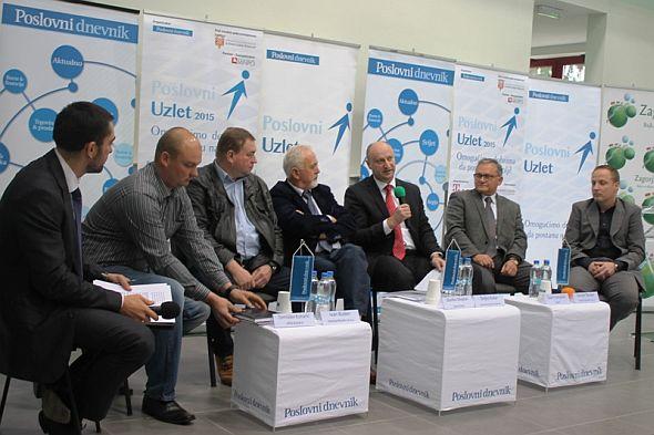 Poslovni uzlet Krapinsko – zagorske županije 8. rujna u Krapini