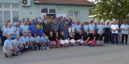 Branitelji iz Zaboka, kuburaši i mažoretkinje sudjelovali na sportskim igrama branitelja u Dugoj Međi