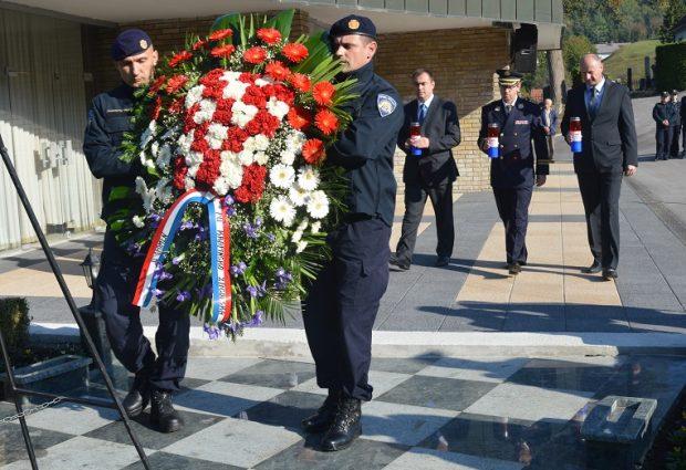 """""""Dan je to kad se prisjećamo policajaca koji su položili svoj život za obranu domovine"""""""