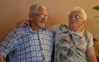 Iskra u očima kojom se gledaju, sjaji istim sjajem već 60 godina