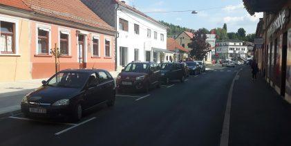 Od početka listopada uvodi se naplata parkiranja u 1. zoni