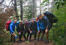 Mladi Zagorci na treningu preživljavanja u gruzijskim planinama
