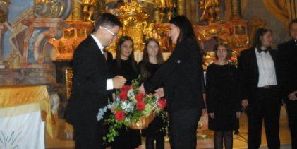 """Koncertom u baroknoj crkvi sv. Marije Snježne, završili 47. """"Dani kajkavske reči"""""""