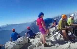 """""""Doživljaj je vrhunski, već smo osvojili najviše vrhove Slovenije i stalno tražimo nove izazove"""""""