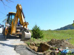 Pri kraju radovi na izgradnji vodoopskrbnog sustava za naselja Putkovec, Prigorje i Goričanovec