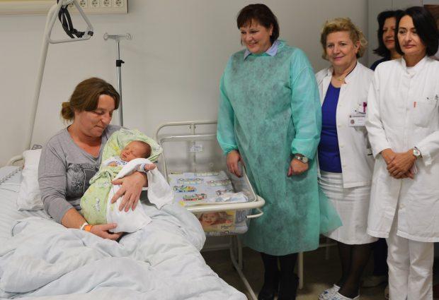 Karolina Tisanić iz Svetog Križa Začretja postala majka po peti puta