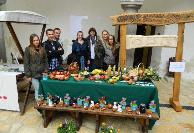 Pod zidinama Velikog Tabora, ovog vikenda održava se četvrta izložba starih sorata jabuka