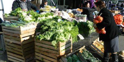 Iduće subote otvara se zelena tržnica