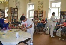U petak u Gradskoj knjižnici zadnja ovogodišnja akcija darivanja krvi
