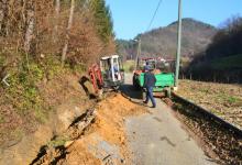 Započeli radovi na 1750 metara trase vodoopskrbnog sustava u Hromcu