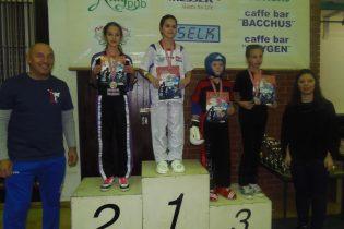 Zagorci se iz Kutine vratili s pet medalja