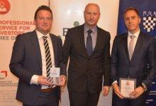 Kostel promet i OMCO Croatia nagrađeni za proizvodnu investiciju i doprinos izvozu