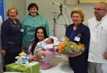 Danijela Filipec u zabočkom rodilištu rodila peto dijete