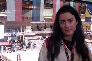 Karla Bartolin nastupila na Europskom prvenstvu u Mariboru