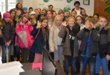 Sjedište Županije posjetili mališani iz Krapinskih Toplica