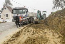 Započela izgradnja pješačkih staza na području grada Pregrade
