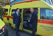 Dva nova vozila hitne pomoći za ispostave u Krapini i Zlataru