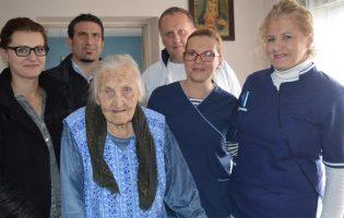 Bore joj prave suze i smijeh: Baka Jelena Majerić doživjela stotu