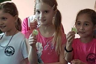 Lana Gršić, u konkurenciji 22 dječaka i djevojčica, zlatna u Ogulinu