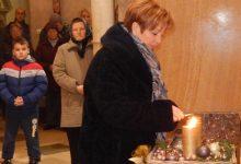 Danas na misi zornici upaljena četvrta adventska svijeća