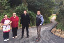 Završeno asfaltiranje nerazvrstanih cesta na području grada Pregrade