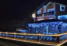 Božićnu bajku obitelji Đebro osvjetljava više od 8000 lampica
