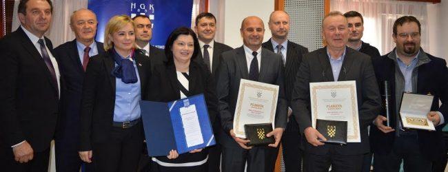 Zlatne kune tvrtkama Brenta, OMCO Croatia i ZMH Horvat