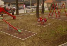 Uređeno dječje igralište za djecu od tri do 14 godina