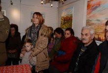 Otvorena izložba likovnih radova Damira Lukine