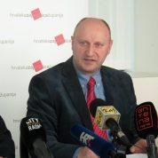 Krapinsko - zagorski župan Željko Kolar