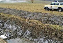 Zagorski HGSS spasio prekrasnog labuda iz svježe iskopanog kanala