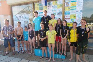 Olimpovci se iz Varaždina vratili s 19 medalja