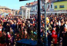 Fešte na središnjim trgovima u Krapini i Zaboku, kao i posebna poslastica – marijabistrički doček u podne