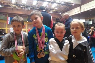 Krapinčani se iz Sutinskih vrela vratili sa sedam medalja