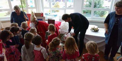 Grad Pregrada i ove godine mališane daruje sa 700 poklon paketa