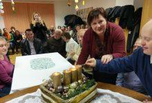 Upaljena treća svijeća na županijskom adventskom vijencu