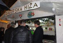 """Zagorska hiža na """"Adventu u Zagrebu"""""""