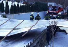 Posljedice jakog vjetra i polarne hladnoće: Četiri obitelji gotovo ostale bez krova nad glavom – dvije zbog vjetra, dvije zbog požara dimnjaka