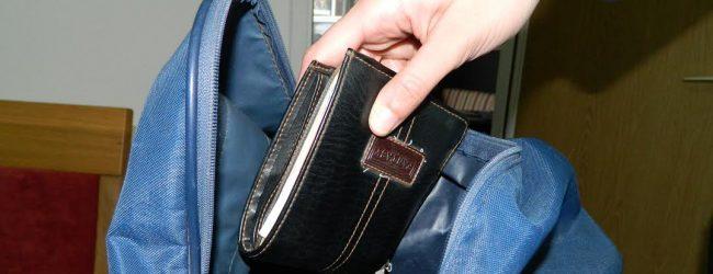 Ukradeno dizel gorivo, torbica s novcem i novčanik