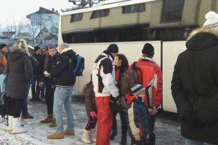 Počeli polasci autobusa iz Stubaka, najveća gužva očekuje se prije druge utrke