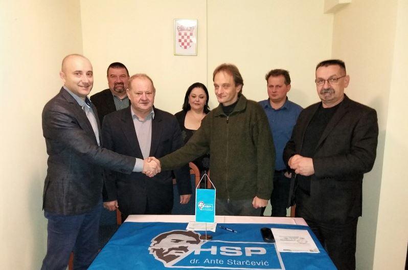 Cijeli donjostubički HSP prešao u HSP Ante Starčević