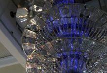 U Zaboku proizveden jedan od najvećih lustera na svijetu, težak preko četiri tone