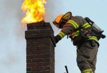 Zabilježena čak četiri požara čađe u dimnjacima