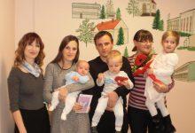 Održan prijem za 12 novorođenih mališana