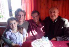 Načelnik s tortom i tisuću kuna čestitao 90. rođendan Mariji Špiljak
