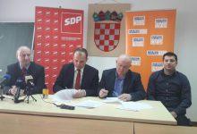 Zagorski SDP i Laburisti potpisali pretkoalicijski sporazum