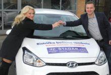Dobitnica Hyundaija i10 je vlasnica salona ljepote, Martina Vinković