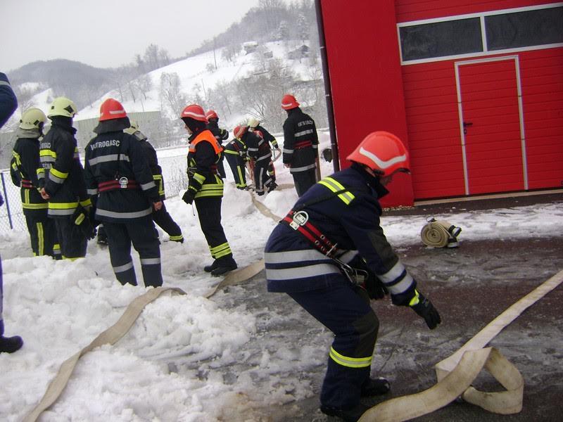 Primaju se prijave za osposobljavanje vatrogasnih časnika