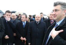 Plenković: Ovim projektom znatno će se rasteretiti promet prema istoku Zagorja