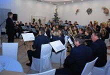 """Koncert Puhačkog orkestra """"Ivo Tijardović"""" uz Valentinovo"""